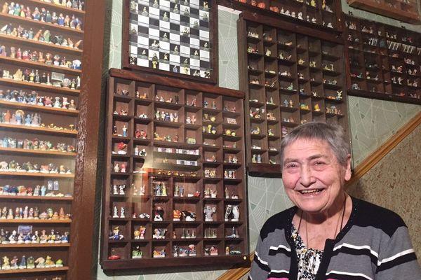 Jacqueline Goepfert, 167 000 fèves au compteur