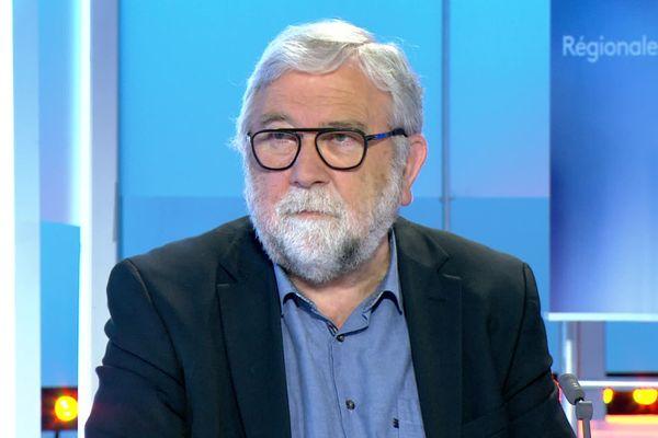 Marc Labbey candidat du binôme socialiste dans le canton de Brest 3 a été battu de 5 voix pendant les élections départementales