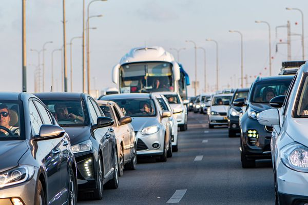 Le confinement a entraîné une baisse du trafic automobile estimée à 70 % dans la région