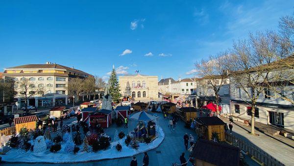 Le marché de Noël à Saint-Dizier ouvre ses portes jusqu'au 30 décembre.