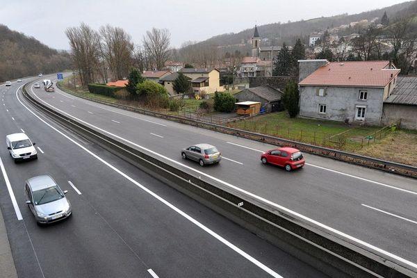 Autoroute A47 (archives) sera fermée les nuits entre le 15 juin et le 1er juillet 2020