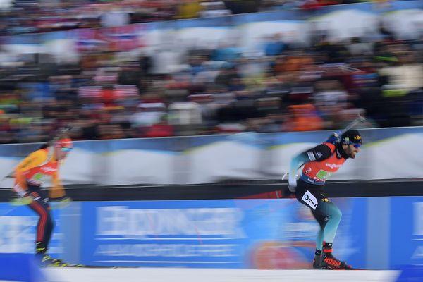 La France se classe 2e du relais d'Oberhof, devancée par la Norvège.