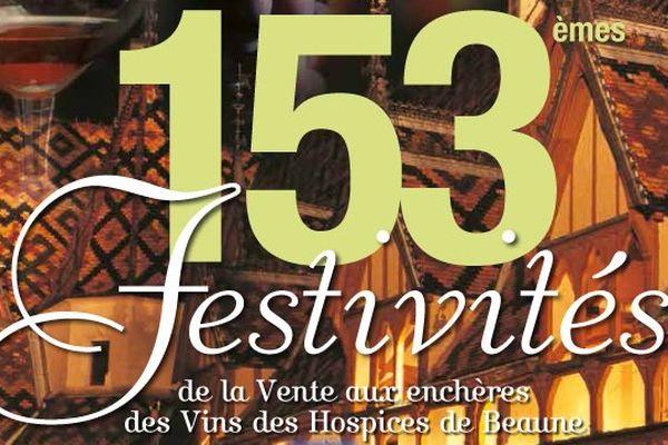 Festivités de la vente des vins des Hospices de Beaune 2013 : demandez le programme