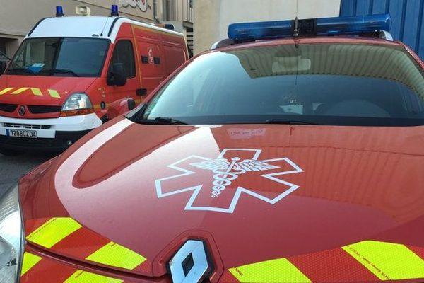 Image d'illustration - service départemental d'incendie et de secours
