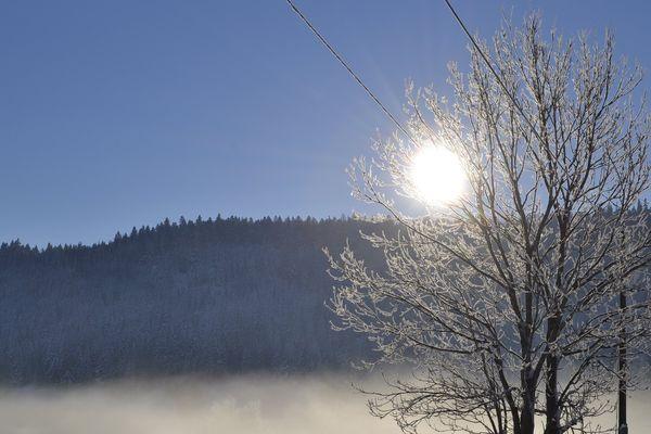La neige est attendue dans le Jura et le Haut Doubs
