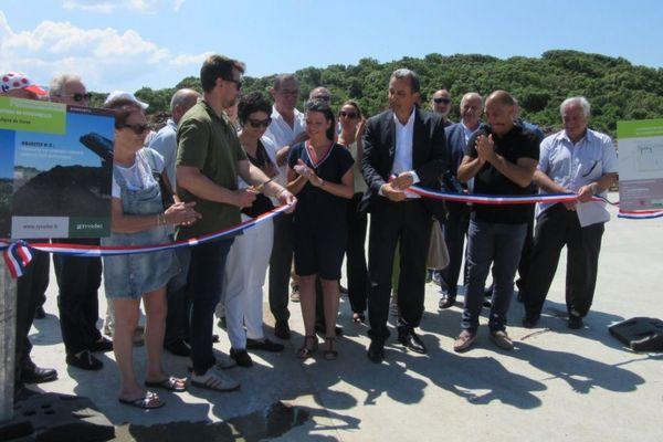 Déchets: la Corse investit dans sa première plate-forme de compostage
