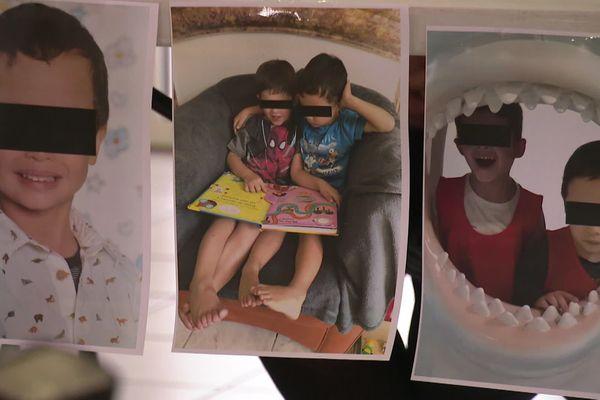 Louis, 4 ans, va retourner vivre au Japon avec son père.