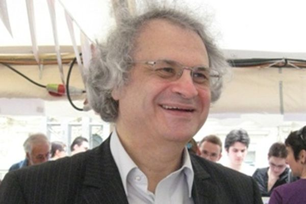 Amin Maalouf, à la Comédie du livre de Montpellier, 23 mai 2009