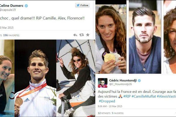 Les sportifs du Centre-Val de Loire rendent hommage aux victimes du crash d'hélicoptères en Argentine.