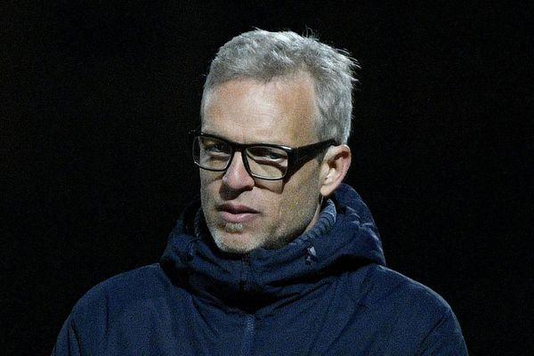 Bruno Irles, entraîneur du FC Pau en Novembre 2019