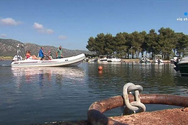Du côté des loueurs de bateaux du Nebbiu, ce n'est pas encore l'embouteillage