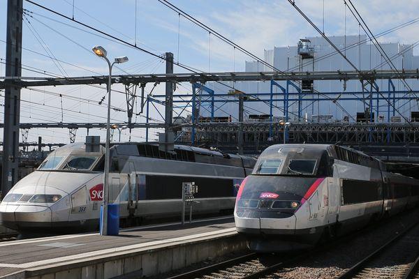 Elus et habitants du Châtelleraudais réclament une meilleure desserte SNCF avec l'arrivée de la LGV en juillet