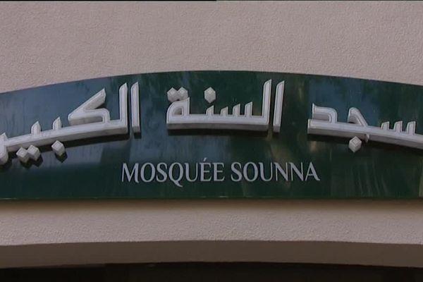 La mosquée As-Sounna à Marseille, où prêchait l'imam