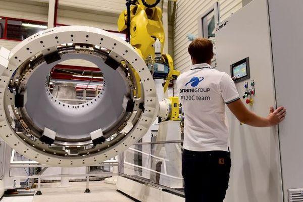 ArianeGroup emploie actuellement 9000 personnes en France et en Allemagne.