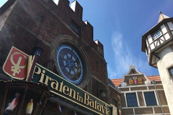 L'attraction des Pirates de Batavia à Europa Park est flambant neuve.