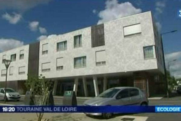 Ecoquartier Monconseil à Tours, 10 septembre 2013