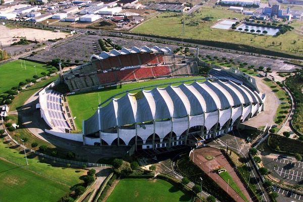 Stade de la Méditerranée à Béziers