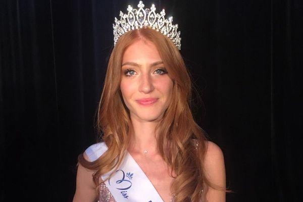 Miss Normandie 2019 est Marine Clautour, élue dans l'Orne le 20 septembre.