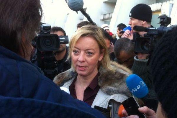 Sabine Kehm, attachée de presse de Michael Schumacher