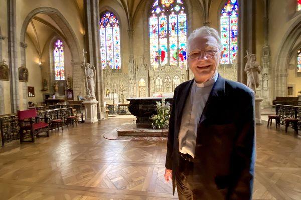 Monseigneur Jacques Perrier à Limoges