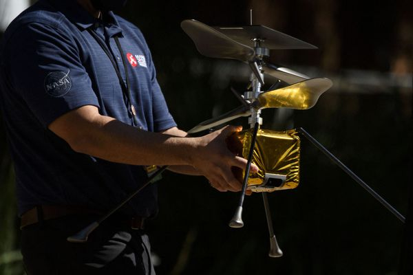 L'un des ingénieurs ayant mis au point le petit hélicoptère Ingenuity qui va voler sur Mars, est un Rennais