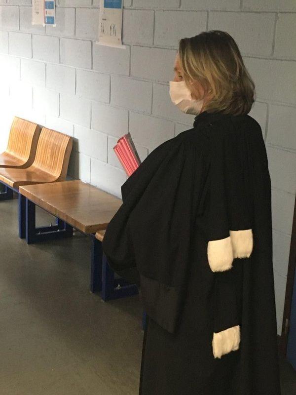 Une juge des enfants au tribunal de Bobigny en Seine Saint-Denis