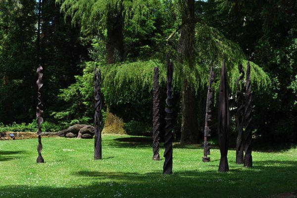 sculpture d'Eric Vialla