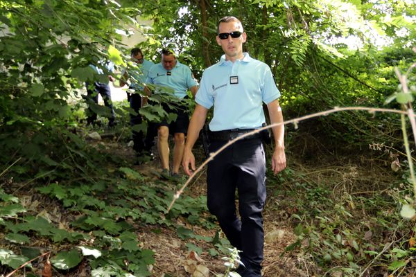 D'importants moyens de gendarmerie recherchent Maëlys