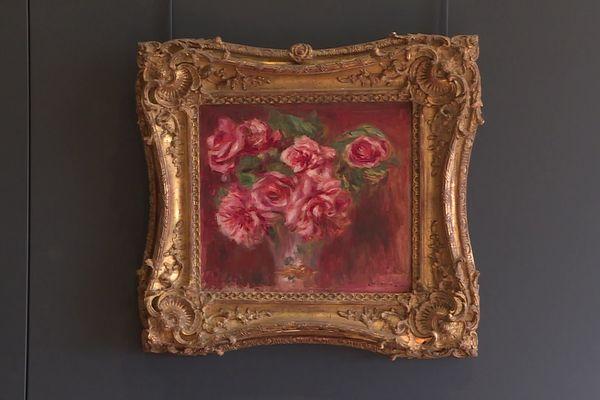 Roses dans un vase, Auguste Renoir, 1841 (Musée des Beaux-Arts de Limoges)
