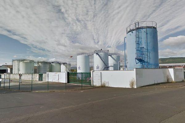 Le dépôt de Cournon dans le Puy-de-Dôme fait partie des 14 sites en France que vont bloquer les agriculteurs.