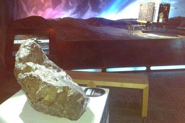 """La """"météorite"""" de Caille"""