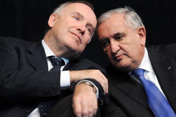 """Dominique Bussereau et Jean-Pierre Raffarin ont tous les deux été """"jeunes giscardiens""""."""