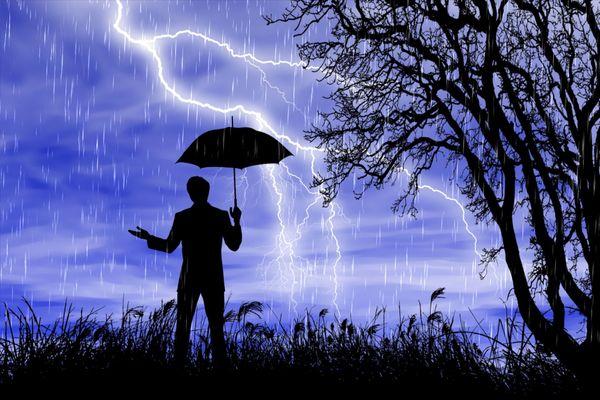 Un temps à ne pas oublier son parapluie