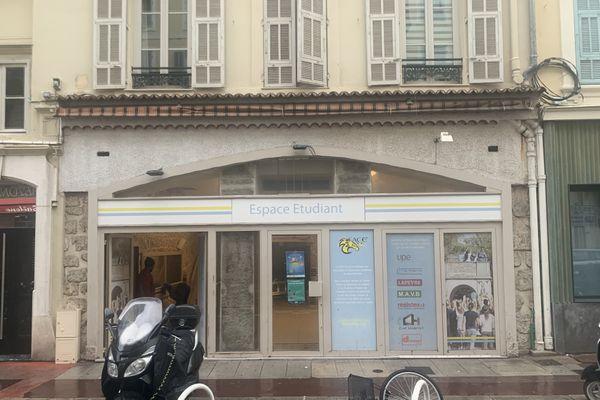 Les locaux de la FACE06 se situent rue Alsace-Lorraine à Nice.