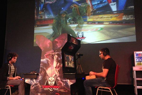 300 joueurs participent à ce tournoi international de jeux vidéo de combat à Rillieux-la-Pape