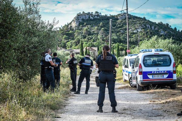 Des ossements et un sac pouvant appartenir à Lucas Tronche ont été découverts à proximité de son domicile - 24 juin 2021
