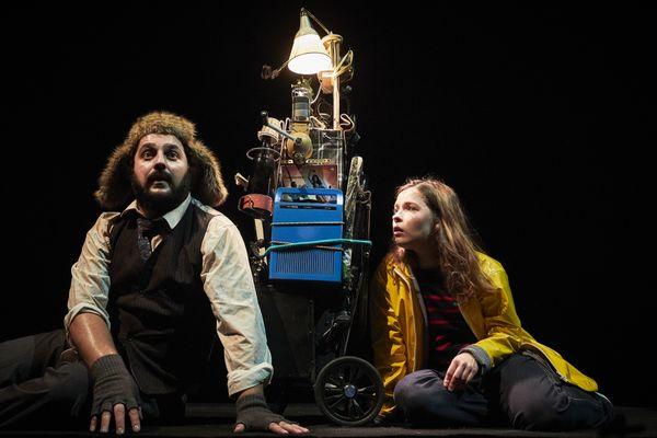 Thélonius et Lola au théâtre de La Criée du 9 au 11 janvier 2020