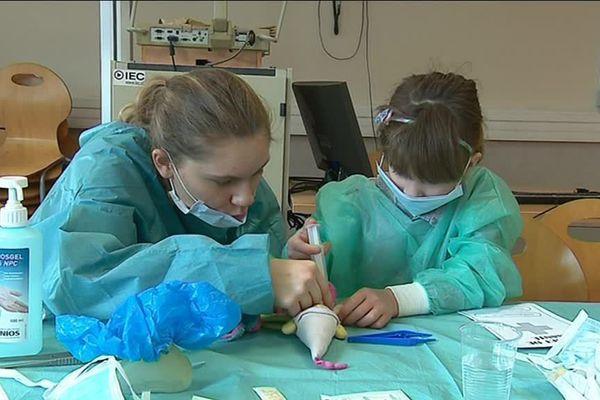 Les élèves de Grande Section de maternelle des 23 écoles de Nancy vont participer à la nouvelle édition de l'Hôpital des Nounours