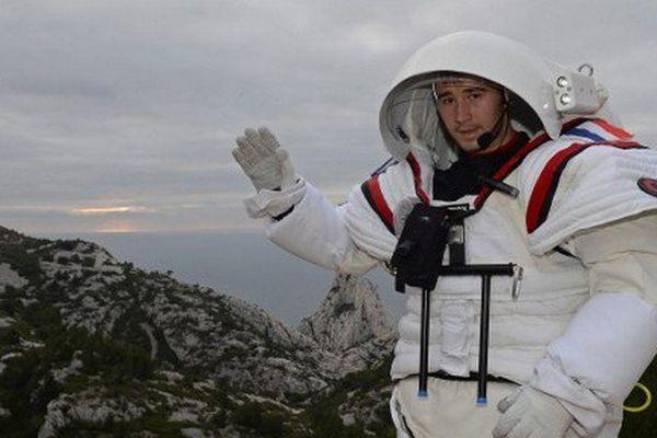 Arnaud Prost, ingénieur de la Comex.