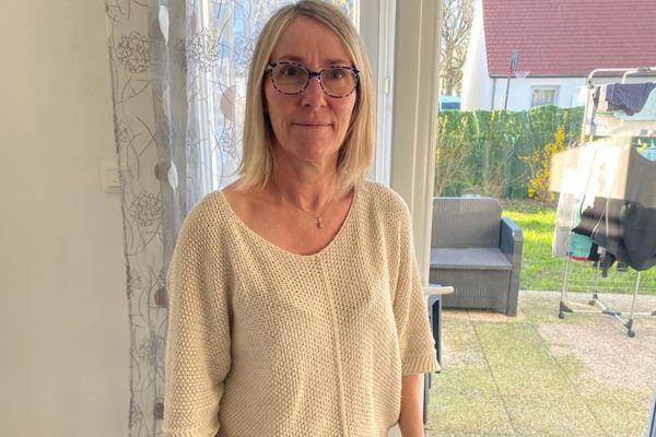 Lydie Girard, assistante maternelle à Monts depuis 2005