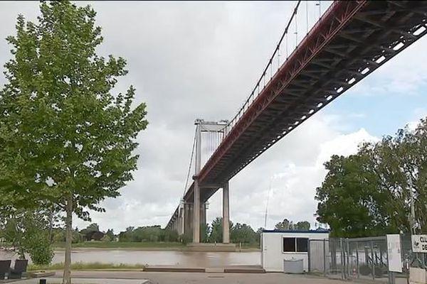Le pont d'Aquitaine a fêté ses 50 ans l'année dernière.