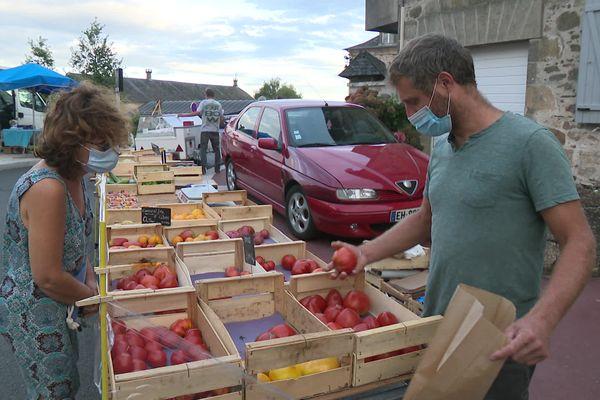 Archives 2020 - La saison des marchés de pays est repartie en Corrèze, Haute-Vienne et Creuse