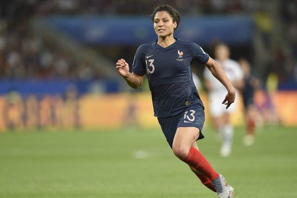 Valérie Gauvin est devenue l'une des chouchoutes des Français.