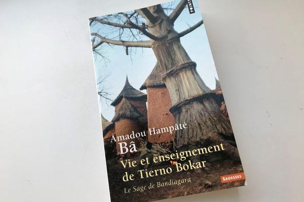 Le livre fétiche de Kofi Yamgnane