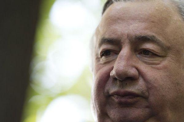 """Gérard Larcher PDT """"Les Républicains"""" du Sénat"""