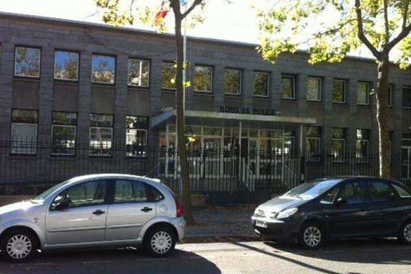 L'hôtel de police de Lorient