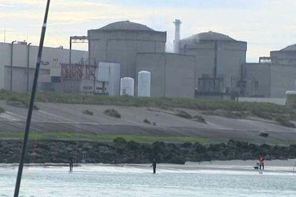 Les bars prolifèrent dans les eaux chaudes rejetées par la centrale nucléaire de Gravelines.