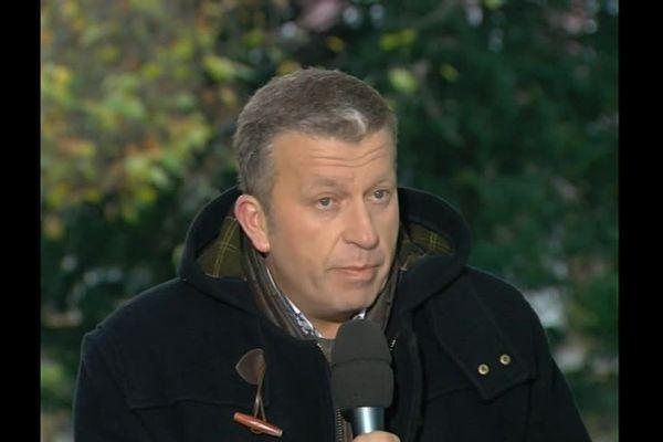 Eric Bellargent avait intégré le MISE en 1996.
