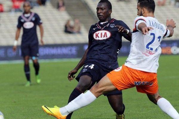 Montpellier a perdu deux buts à zéro contre Bordeaux, dimanche