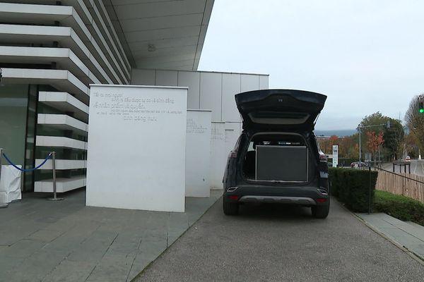 """Le Centre funéraire de l'agglomération de Grenoble, basé à La Tronche redoute """"la saturation"""""""